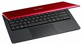"Ноутбук ASUS X200LA-CT005H [90NB03U8-M00100] Red 11.6"" HD TS i3-4010/4Gb/500Gb/WiFi/BT/cam/W8"